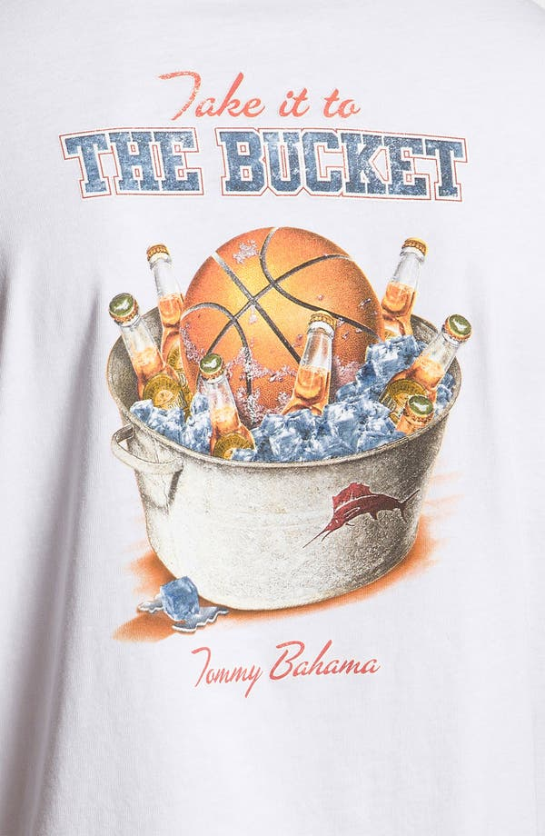 Alternate Image 3  - Tommy Bahama 'Take it to the Bucket' T-Shirt