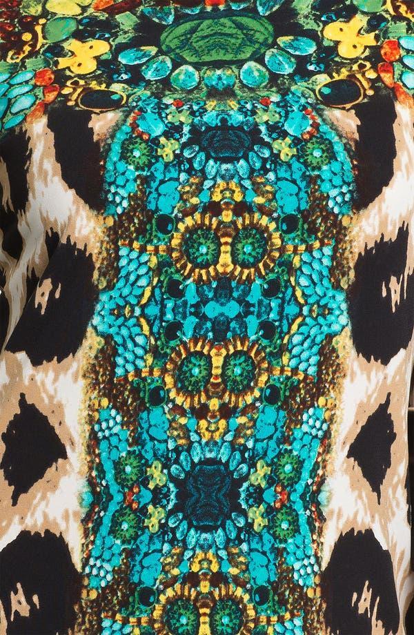 Alternate Image 3  - Eva Varro Animal Print Tunic