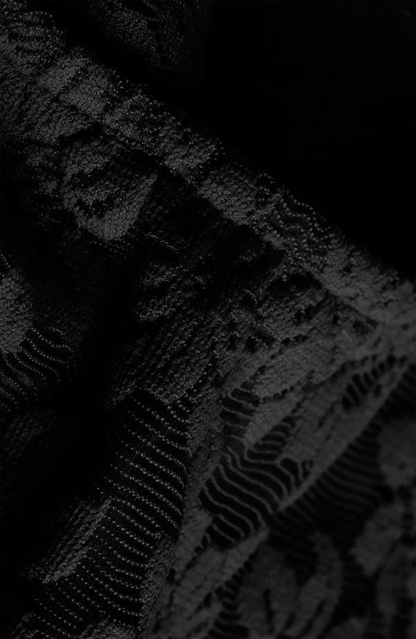 Alternate Image 3  - Topshop Lace Crop Top (Petite)