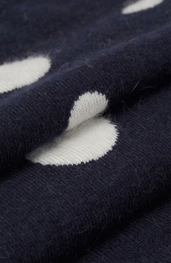 Alternate Image 3  - Topshop Dot Maternity Sweater