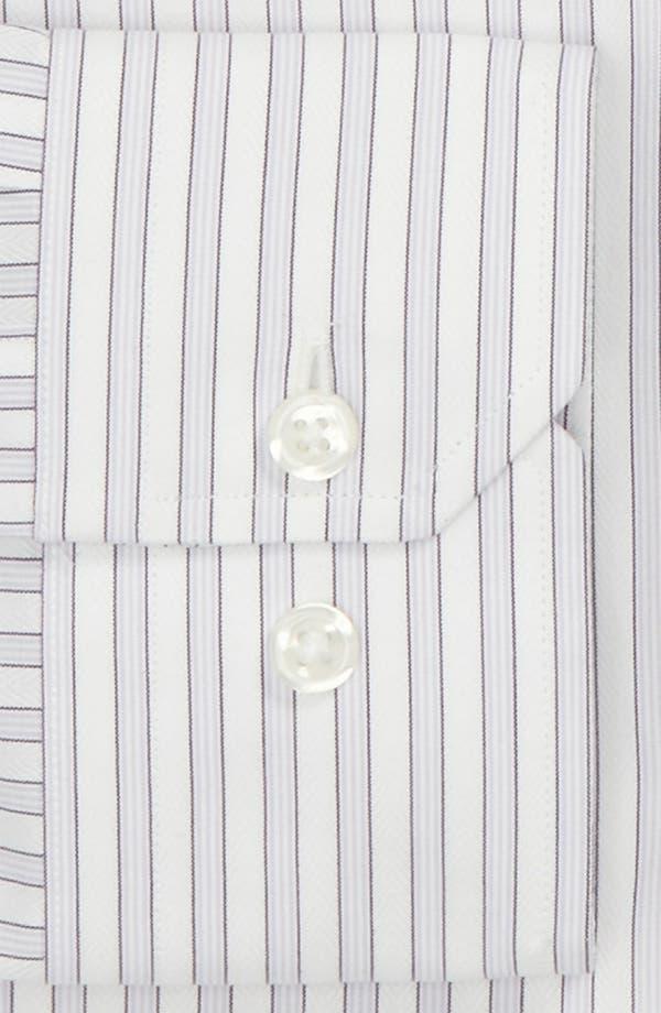 Alternate Image 2  - John W. Nordstrom Trim Fit Dress Shirt