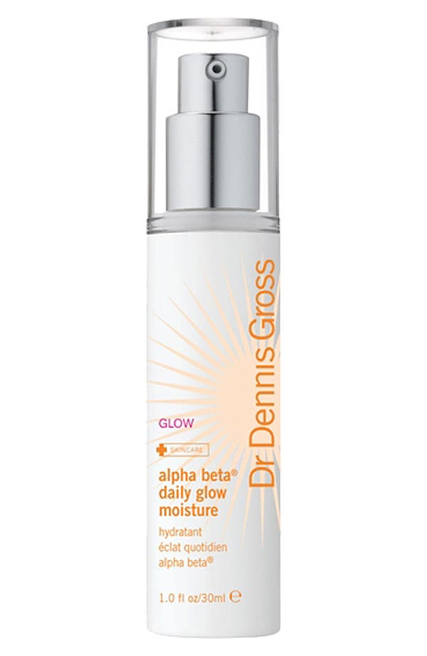 Alternate Image 1 Selected - Dr. Dennis Gross Skincare 'Daily Glow' Moisturizer