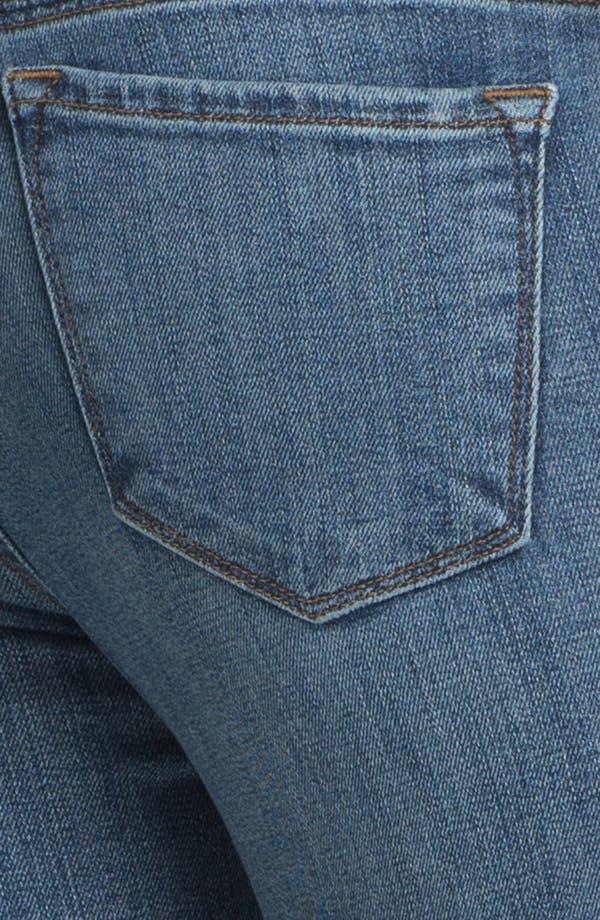Alternate Image 3  - J Brand '620' Mid-Rise Skinny Jeans (Bayside)