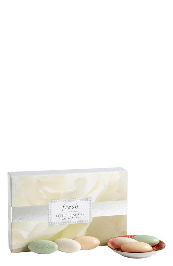 Alternate Image 1 Selected - Fresh® Mini Oval Soap Set