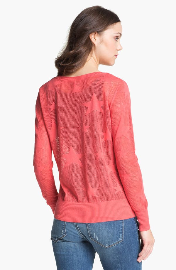 Alternate Image 2  - Max & Mia Star Sweater