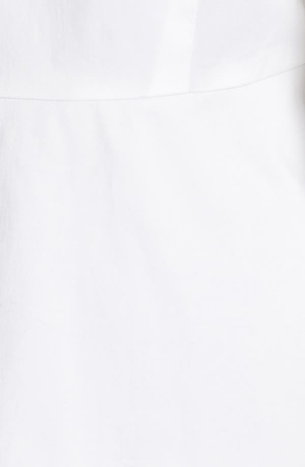 Alternate Image 3  - Pure Amici Peplum Shirt
