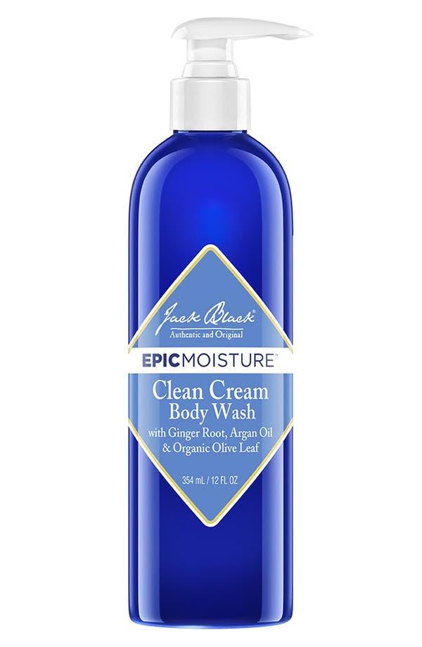 Alternate Image 2  - Jack Black 'Epic Moisture™' Clean Cream Body Wash
