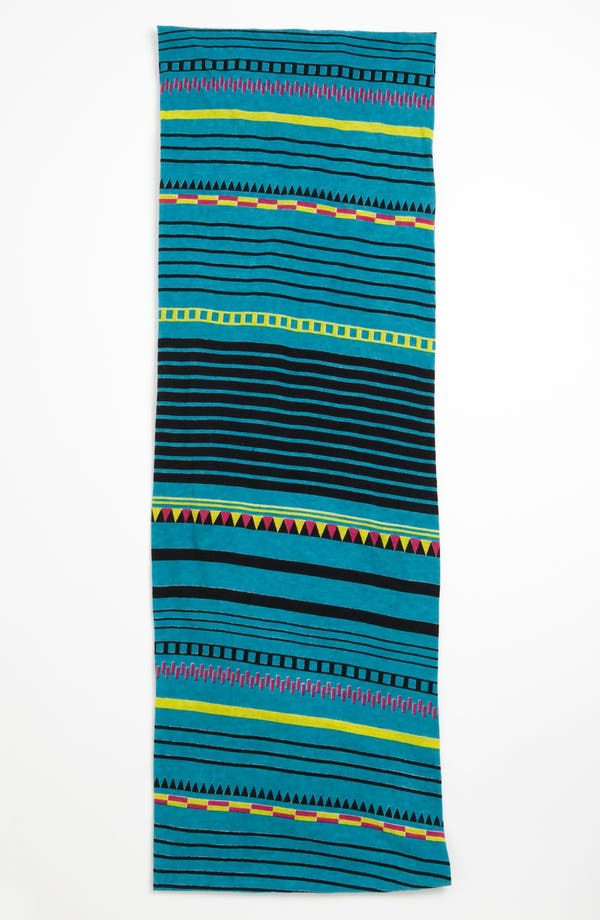 Alternate Image 2  - Trouvé 'Tribal Stripe' Infinity Scarf