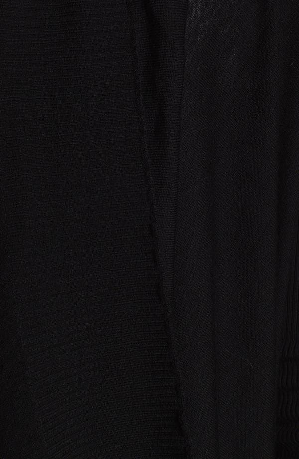 Alternate Image 3  - Rick Owens 'Island' Open Shawl Collar Sweater