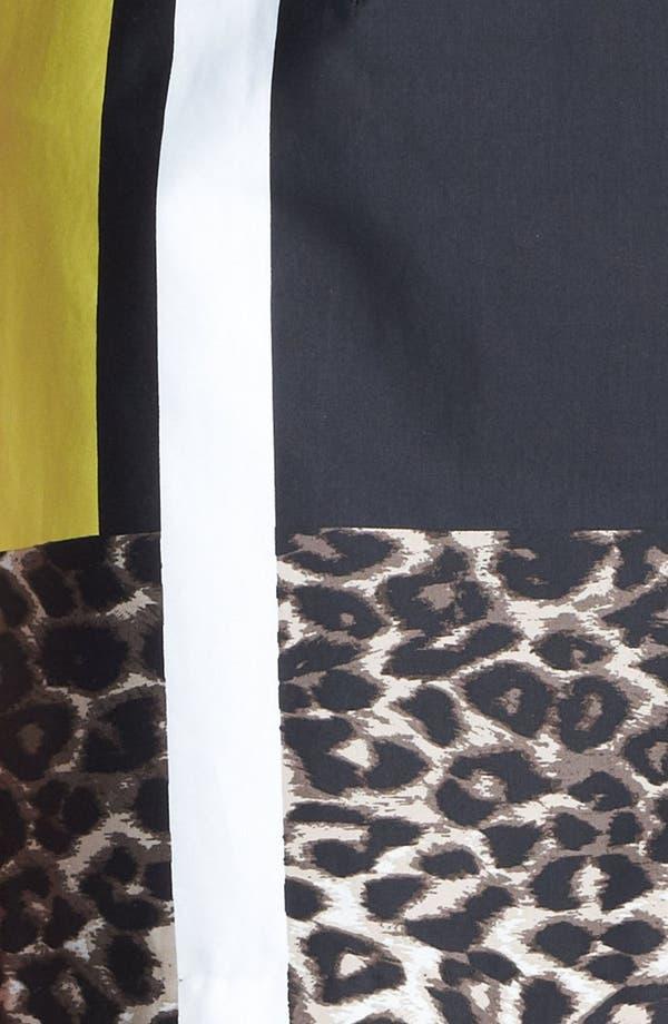Alternate Image 3  - Kenneth Cole New York 'Juliet' Colorblock Skirt