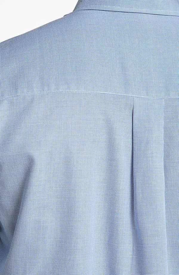 Alternate Image 2  - Cutter & Buck 'Lasell' Regular Fit Sport Shirt (Big & Tall)