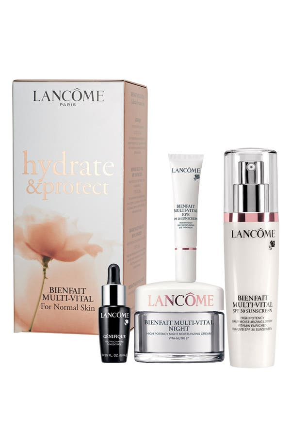 Alternate Image 2  - Lancôme 'Bienfait Multi-Vital' Skincare Set ($123 Value)