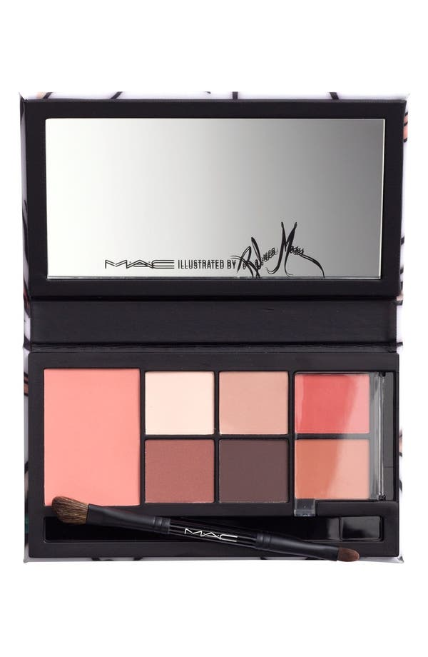 Alternate Image 1 Selected - M·A·C 'Illustrated' Face Kit (Brown) (Nordstrom Exclusive) ($101 Value)