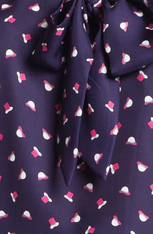 Alternate Image 5  - Olivia Moon Tie Neck Sleeveless Blouse