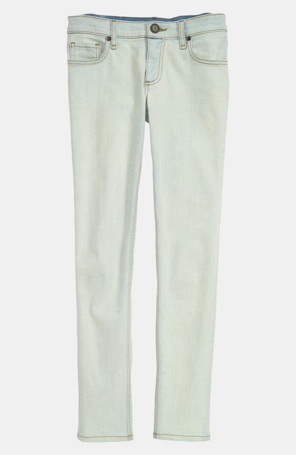 Alternate Image 3  - edyson Skinny Ankle Jeans (Bleach)