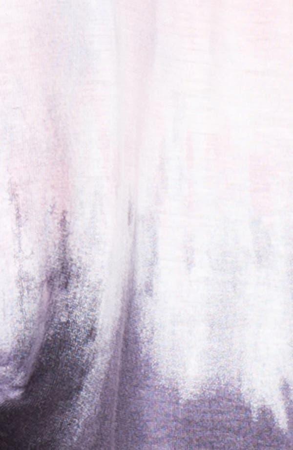 Alternate Image 3  - Robin K Shredded Tie Dye Tank (Juniors)