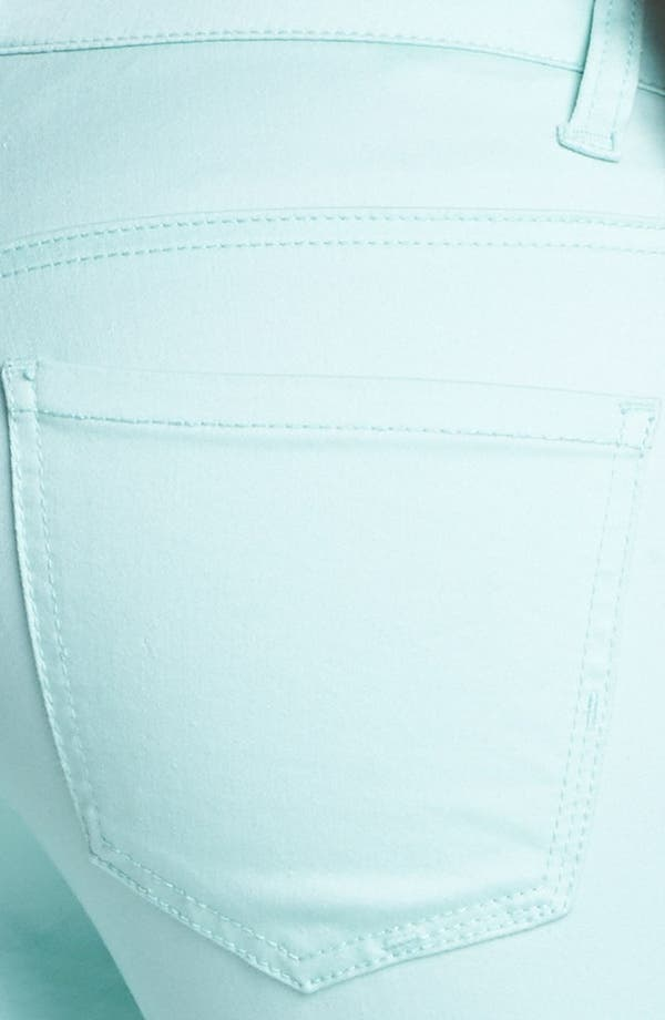 Alternate Image 3  - Liverpool Jeans Company 'Sadie' Colored Straight Leg Stretch Jeans (Petite) (Online Only)