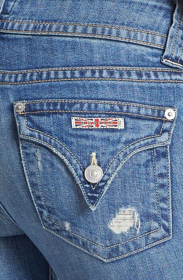 Alternate Image 3  - Hudson Jeans Signature Bootcut Jeans (Indie)