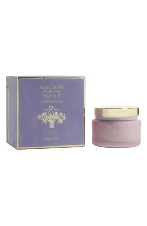 Alternate Image 2  - Houbigant Paris Quelques Fleurs Perfumed Body Cream