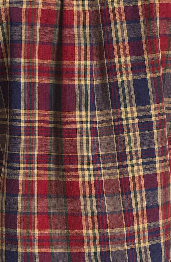 Alternate Image 2  - Pendleton 'Seaside' Fitted Madras Plaid Woven Shirt