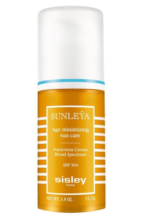 Alternate Image 1 Selected - Sisley Paris 'Sunleÿa' Age Minimizer Sun Care SPF 50+