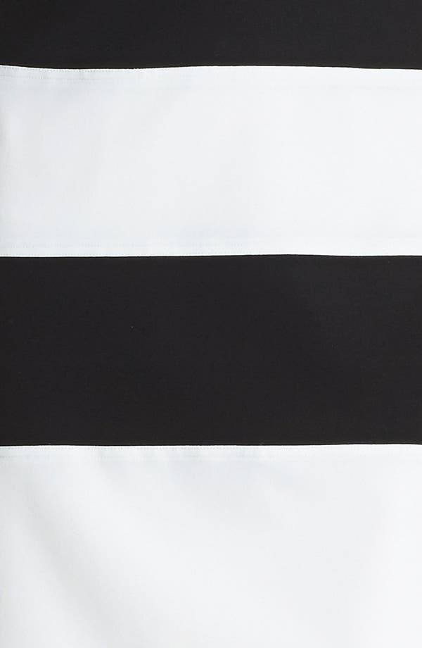 Alternate Image 3  - Marc New York by Andrew Marc Stripe Sheath Dress