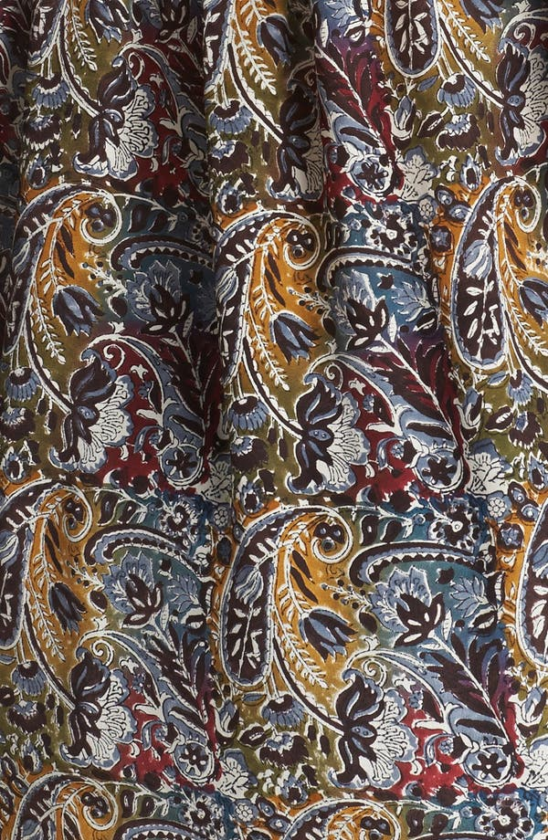 Alternate Image 3  - Tolani 'Randy' Silk Tunic Blouse (Plus Size)