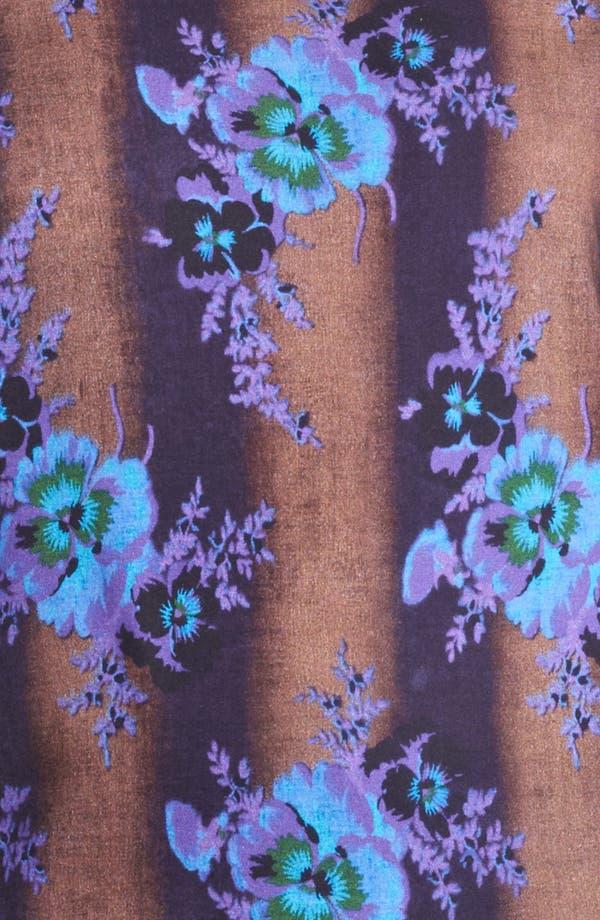 Alternate Image 4  - Christopher Kane Print Cotton Tee