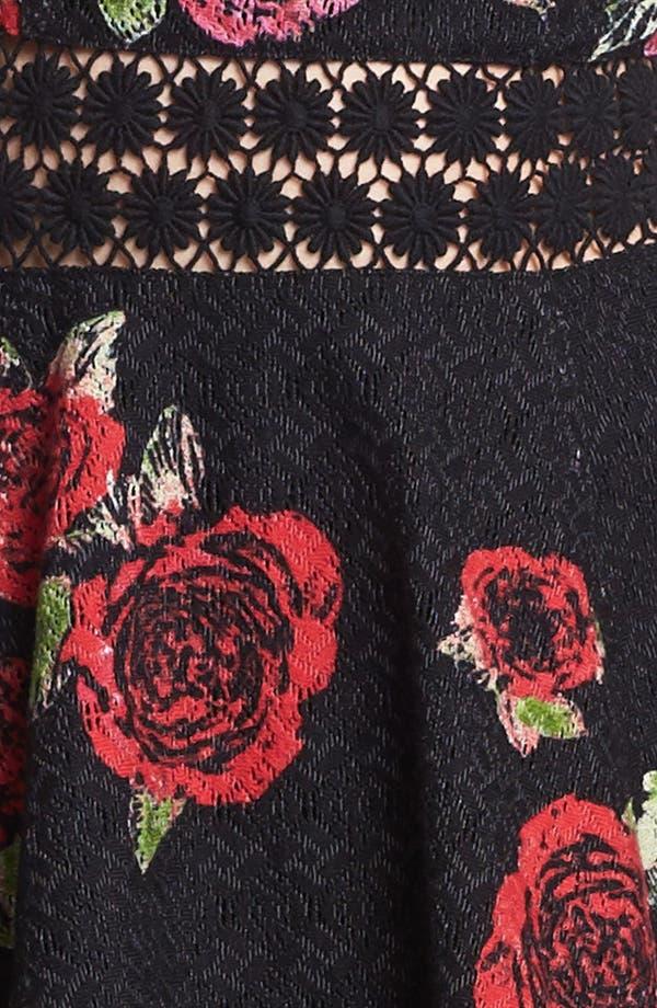 Alternate Image 3  - Free People Floral Print Dress
