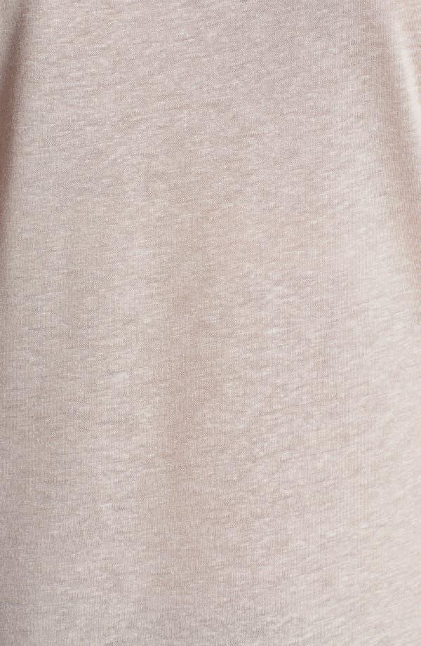 Alternate Image 3  - Caslon® Lace Yoke Tee (Regular & Petite)