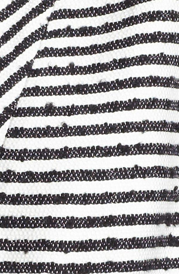 Alternate Image 3  - Sejour 'Barre' Tweed Jacket (Plus Size)