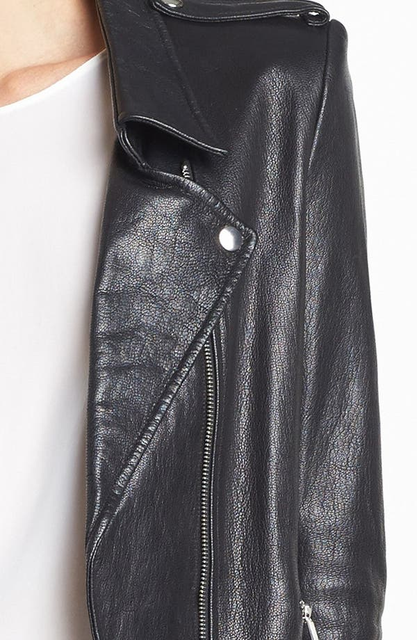 Alternate Image 5  - Theyskens' Theory 'Jiker Nomi' Leather Jacket
