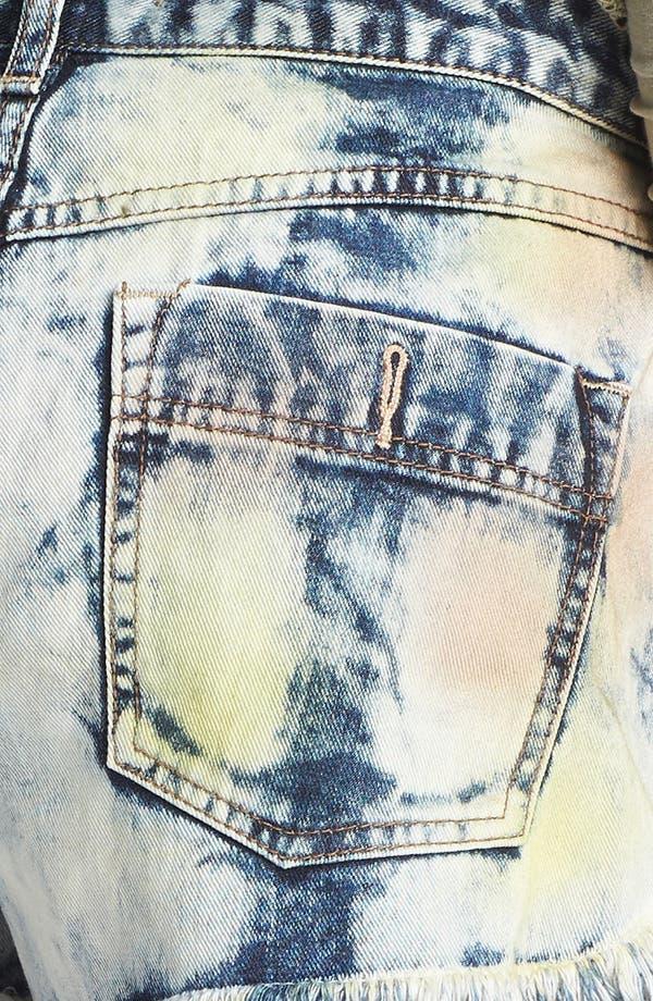 Alternate Image 3  - Free People 'Dolphin' Vintage Denim Cutoff Shorts (Dreamer)