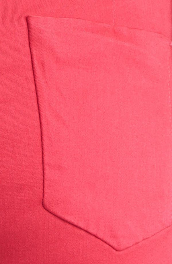 Alternate Image 3  - J Brand 'Clean' Stretch Capri Pants