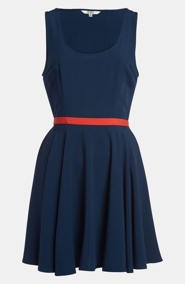 Alternate Image 1 Selected - BB Dakota 'Ink' Dress