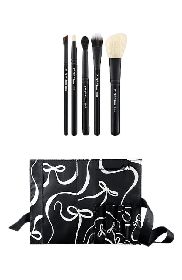 Alternate Image 1 Selected - M·A·C 'Illustrated' All Over Brush Kit (Nordstrom Exclusive) ($143 Value)