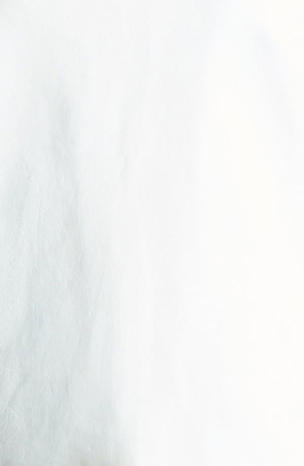 Alternate Image 4  - Vince Leather & Silk Shell
