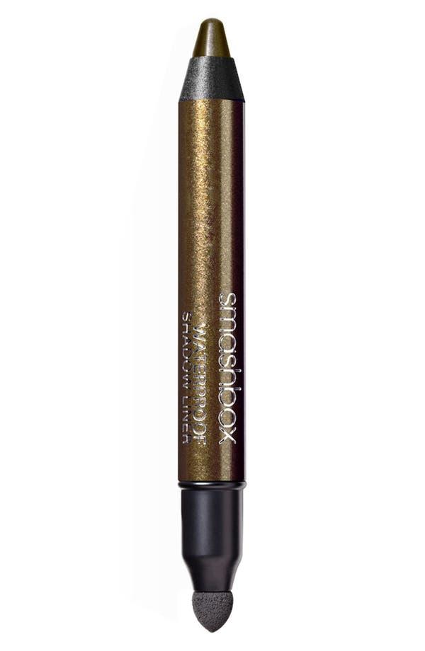 Main Image - Smashbox 'Fade to Black' Waterproof Eyeshadow Liner