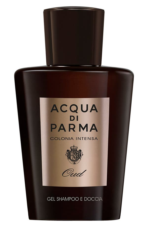 Alternate Image 1 Selected - Acqua di Parma 'Colonia Intensa Oud' Shampoo & Shower Gel