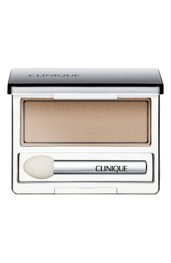 Alternate Image 1 Selected - Clinique 'All About Shadow' Matte Eyeshadow