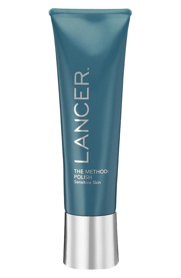 Alternate Image 1 Selected - LANCER Skincare The Method – Polish Sensitive Skin Exfoliator