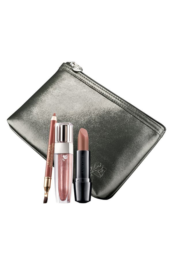 Alternate Image 1 Selected - Lancôme 'Neutrals' Lip Set ($66 Value)