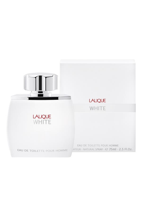 Alternate Image 2  - Lalique 'White pour Homme' Eau de Toilette