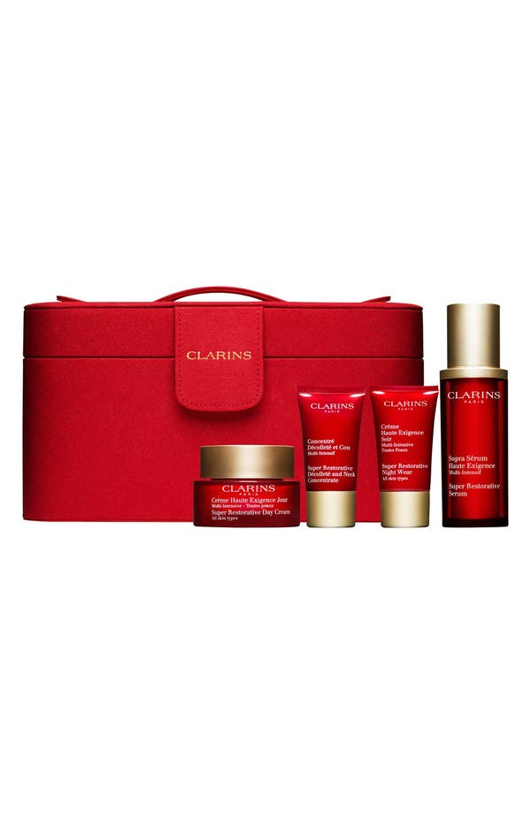 Main Image - Clarins 'Super Restorative' Luxury Set (Limited Edition) ($310 Value)