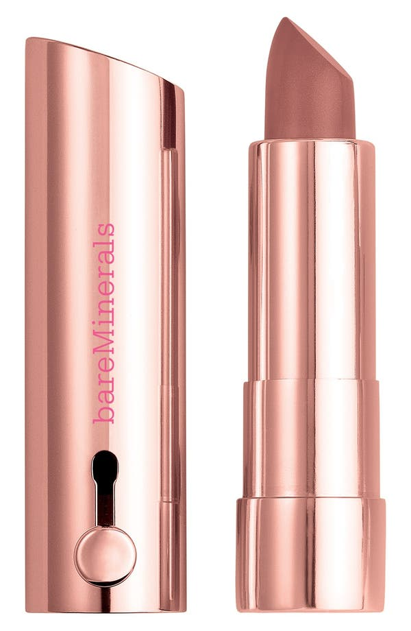 Alternate Image 1 Selected - bareMinerals® 'Marvelous Moxie™ - True Romantic' Lipstick