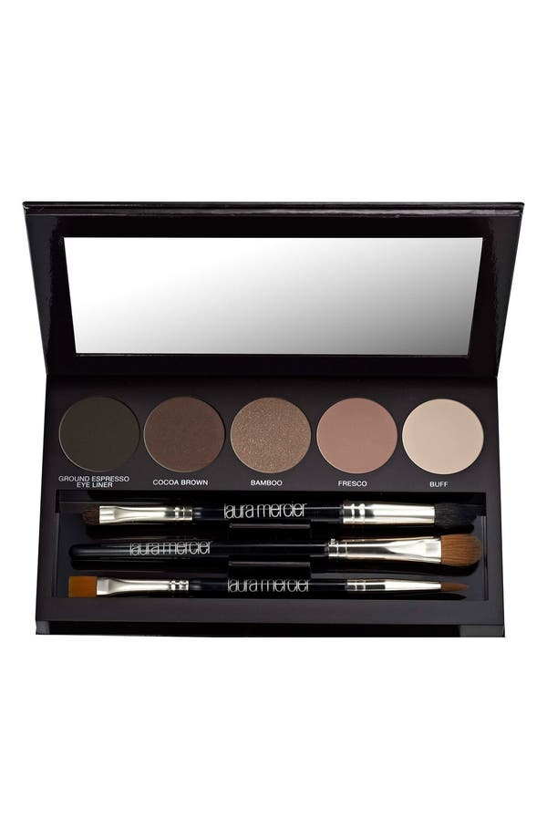 Alternate Image 1 Selected - Laura Mercier 'Nude Smoky' Eyeshadow Palette (Limited Edition) ($199 Value)