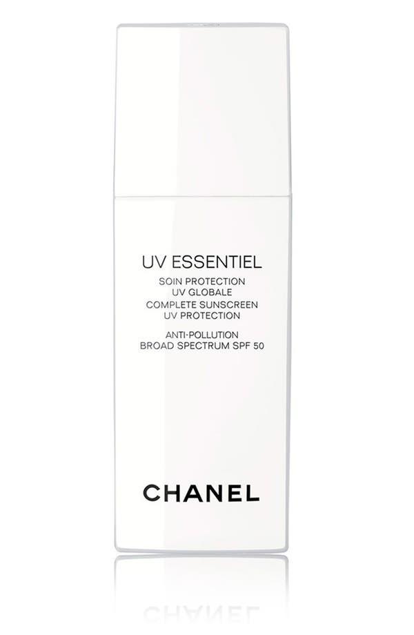Main Image - CHANEL UV ESSENTIEL  Complete Sunscreen UV Protection Anti-Pollution Broad Spectrum SPF 50