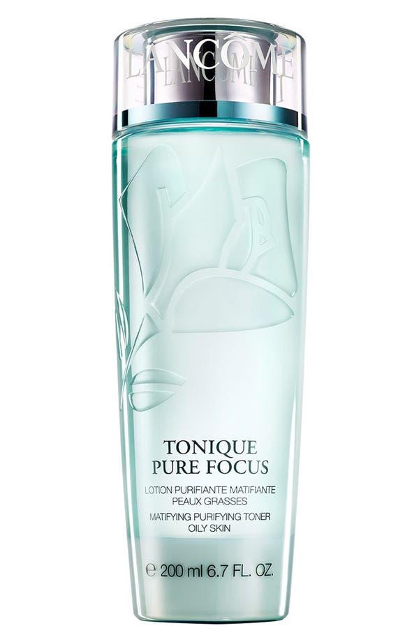 Alternate Image 1 Selected - Lancôme 'Tonique Pure Focus' Mattifying Toner