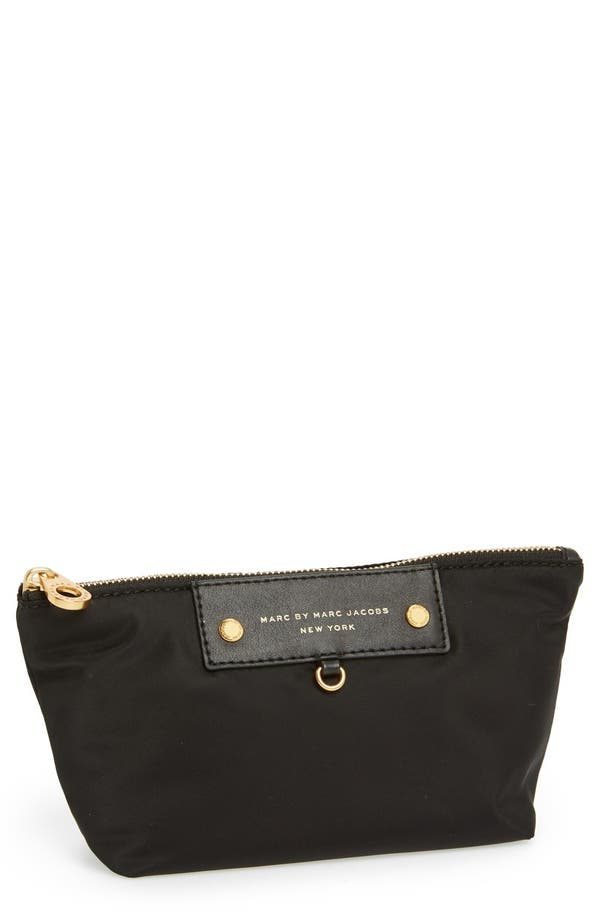 Main Image - MARC BY MARC JACOBS 'Preppy Nylon - Perfect' Cosmetics Pouch