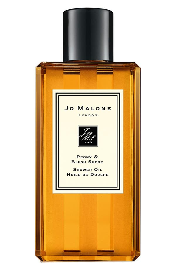 Alternate Image 1 Selected - Jo Malone™ 'Peony & Blush Suede' Shower Oil